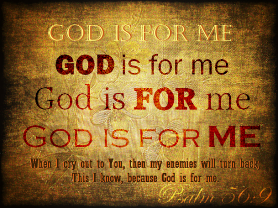Psalm 56:9